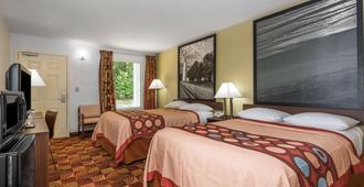费耶特维尔速8酒店 - 费耶特维尔 - 睡房