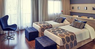 美居圣保罗潘普洛纳酒店 - 圣保罗 - 睡房