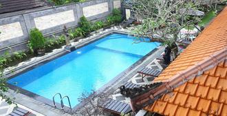 萨吉塔里斯客栈酒店 - 乌布 - 游泳池