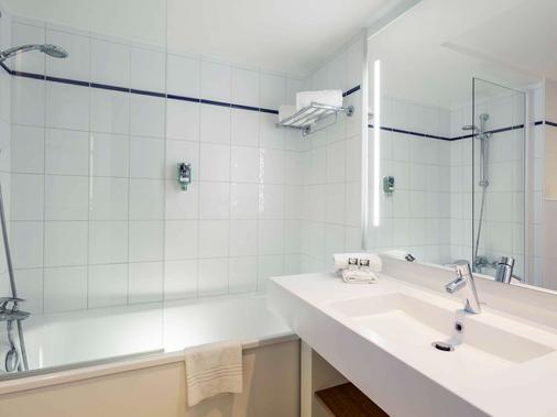 鲁昂中心大教堂美居酒店 - 鲁昂 - 浴室