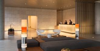 岸邊飯店 - 圣莫尼卡 - 大厅