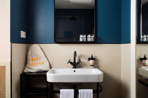 卡萨博馁酒店 - 巴塞罗那 - 浴室