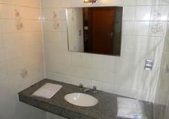 里约热内卢加利西亚酒店 - 里约热内卢 - 浴室
