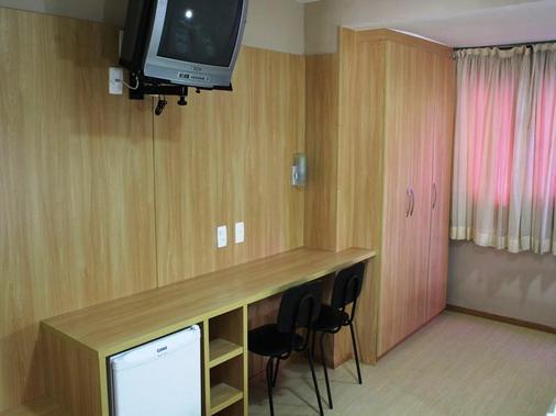 里约热内卢加利西亚酒店 - 里约热内卢 - 客厅