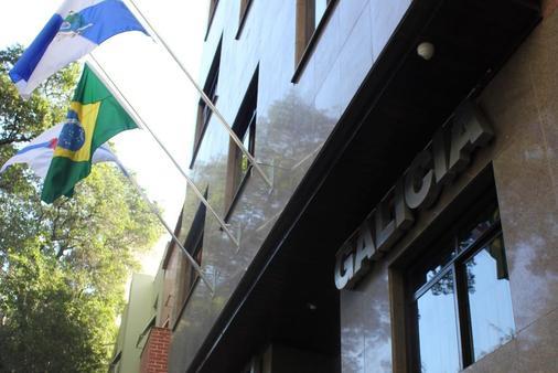 里约热内卢加利西亚酒店 - 里约热内卢 - 建筑