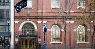 费城俱乐部住宅酒店 - 费城 - 建筑