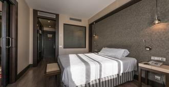 梅卡德尔酒店 - 马德里 - 睡房