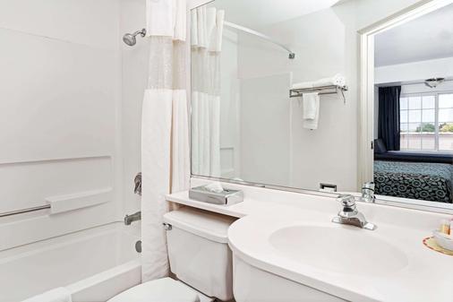 格里利戴斯酒店 - 格里利 - 浴室