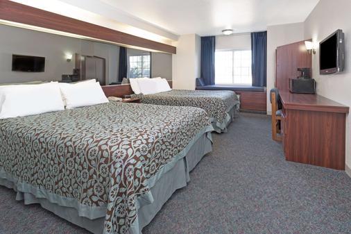 格里利戴斯酒店 - 格里利 - 睡房