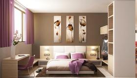 那不勒斯克里斯蒂娜酒店 - 那不勒斯 - 睡房