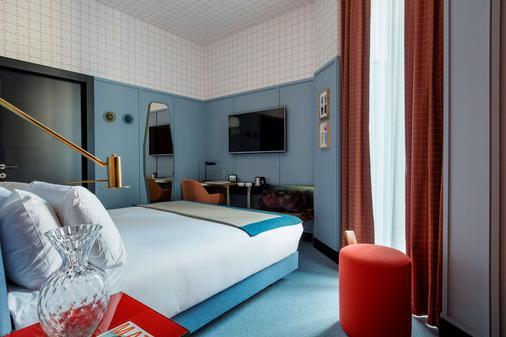 室友茱莉亚酒店 - 米兰 - 睡房