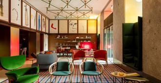 马特朱利亚酒店 - 米兰 - 休息厅