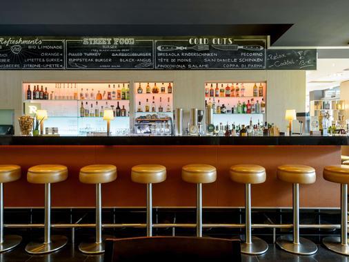 汉堡市中心美居酒店 - 汉堡 - 酒吧