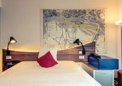 汉堡市中心美居酒店 - 汉堡 - 睡房
