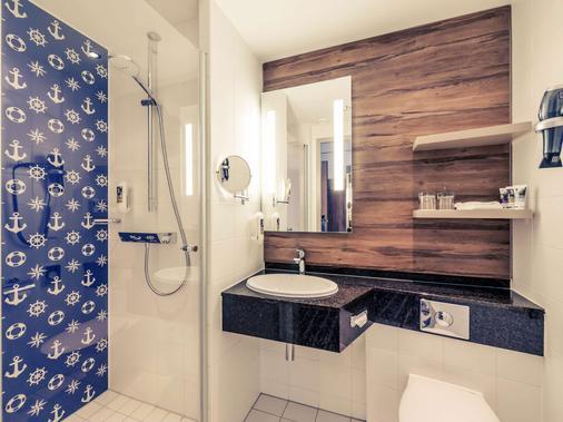 汉堡市中心美居酒店 - 汉堡 - 浴室
