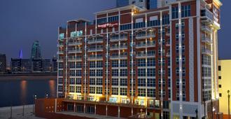 麦纳麦市中心温德姆华美达酒店 - 麦纳麦 - 建筑