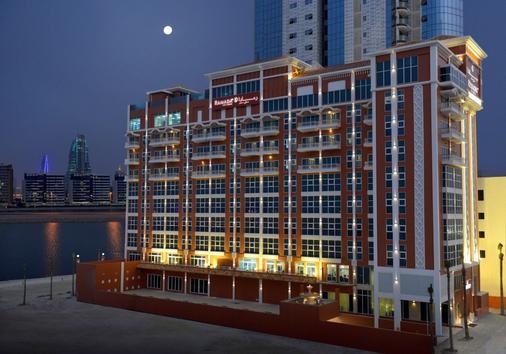 麦纳麦市中心华美达酒店 - 麦纳麦 - 建筑