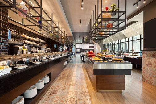 麦纳麦市中心华美达酒店 - 麦纳麦 - 自助餐