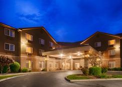 最佳西方加肯纳威克酒店 - 肯纳威克 - 建筑