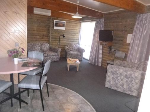 雷兹埃克的小木屋酒店 - 湖区入口 - 客厅