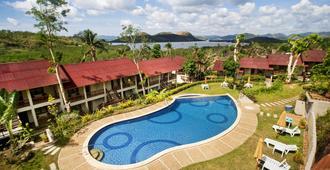 亚洲景观酒店 - 科隆 - 游泳池