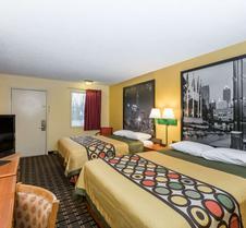 速8印第安纳波利斯南港汽车旅馆