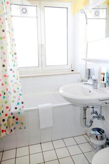 慕尼黑哈可布克A&O酒店 - 慕尼黑 - 浴室