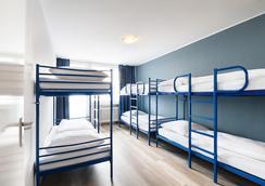 慕尼黑哈可布克A&O酒店 - 慕尼黑 - 睡房
