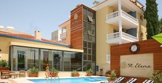 圣埃琳娜精品酒店 - 拉纳卡 - 建筑