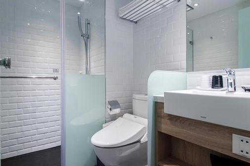 旅乐序精品旅馆三馆 - 台北 - 浴室
