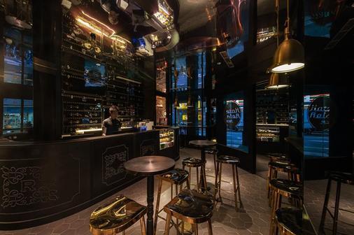 旅乐序精品旅馆三馆 - 台北 - 酒吧