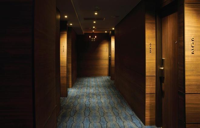 旅乐序精品旅馆三馆 - 台北 - 门厅