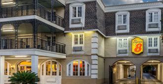 速8新奥尔良酒店 - 新奥尔良 - 建筑