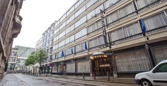 剧院酒店 - 安特卫普 - 建筑