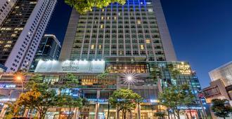 海云台中心酒店 - 釜山 - 建筑