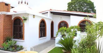 玛雅木瓜青年旅舍 - 安地瓜 - 建筑