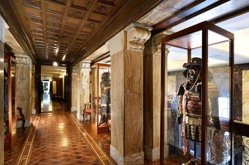 日内瓦大陆酒店 - 热那亚 - 门厅