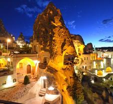 卡帕多细亚洞穴套房酒店