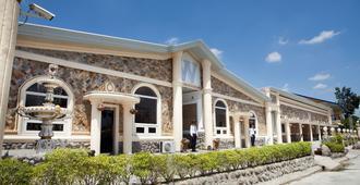 克拉克 W 酒店及度假村 - 安吉利斯 - 建筑