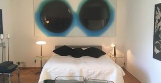 普瑞兹根特 79 酒店 - 慕尼黑 - 睡房