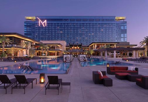 M 度假村 赌场温泉酒店 - 亨德森 - 建筑