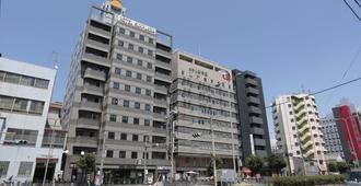 太阳广场酒店 - 大阪 - 建筑