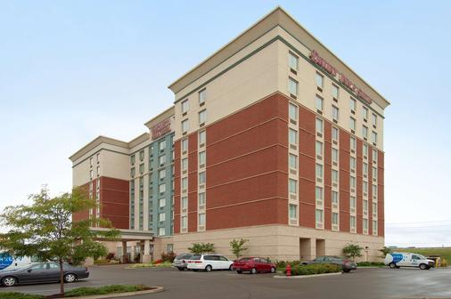 印第安纳波利斯东北德鲁套房酒店 - 印第安纳波利斯 - 建筑