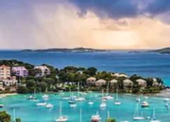 克鲁兹湾精品酒店 - 圣约翰 - 户外景观