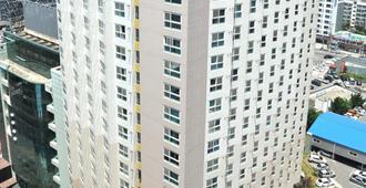 海云台马克酒店 - 釜山 - 建筑