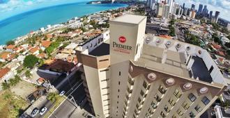 蓬塔内格拉海滩贝斯特韦斯特高级大酒店 - 纳塔尔 - 建筑