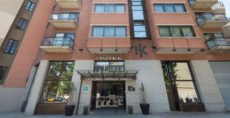 加泰隆尼亚圣家堂酒店 - 巴塞罗那 - 建筑