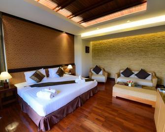 瑞佩尔畔城镇酒店 - 乌汶 - 睡房