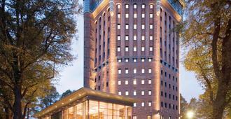 汉堡慕温匹克酒店 - 汉堡 - 建筑