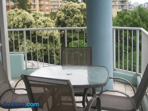 菲尔多普公寓 - 布里斯班 - 阳台